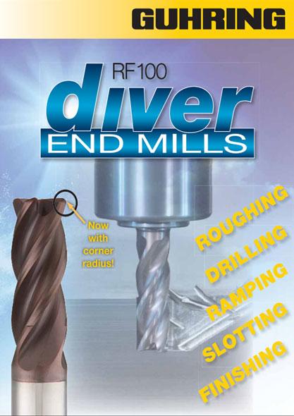 RF 100 Diver