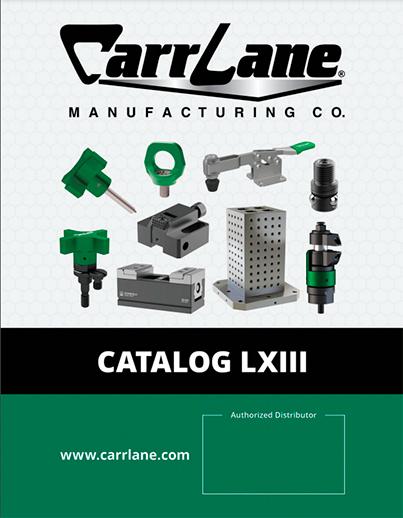 CarrLane Catalog